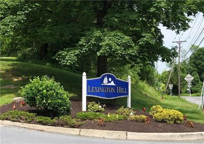 Harriman Condo/Townhouse For Sale: 8 Lexington Hill #8