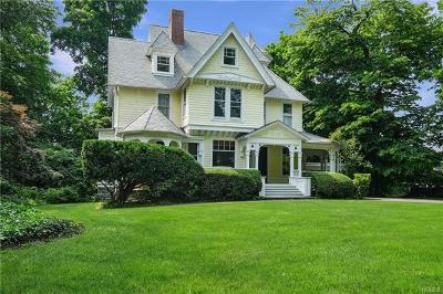 Rye Single Family Home For Sale: 56 Lynden Street