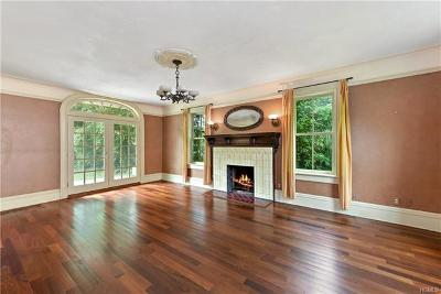 Croton-On-Hudson Single Family Home For Sale: 8 Van Wyck Street