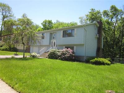 Monroe Single Family Home For Sale: 7 Edward Place