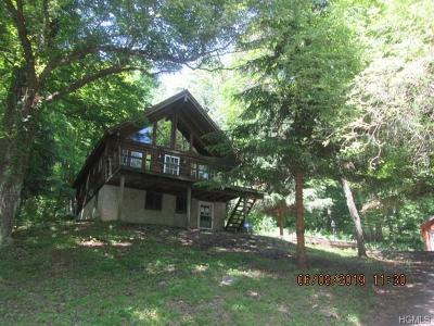 Delaware County Single Family Home For Sale: 220 Cabin Road