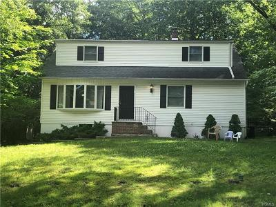 Rockland County Single Family Home For Sale: 26 Spring Hill Terrace