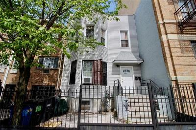 Bronx Multi Family 2-4 For Sale: 2029 Daly Avenue