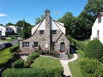 Scarsdale Single Family Home For Sale: 25 Locust Avenue