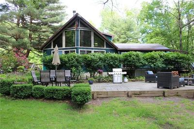Delaware County Single Family Home For Sale: 284 Mountain Pass