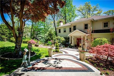 Bedford Hills Single Family Home For Sale: 57 Roosevelt Drive