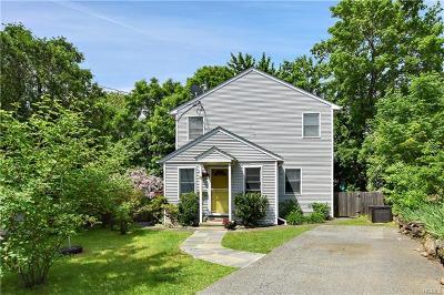 Croton-On-Hudson Single Family Home For Sale: 19 Michaels Lane