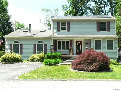 Cortlandt Manor Single Family Home For Sale: 8 Abraham Gunn Memorial Drive