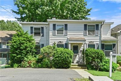 Mamaroneck Single Family Home For Sale: 224 Highview Street