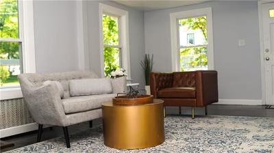 Elmsford Single Family Home For Sale: 41 White Plains Avenue