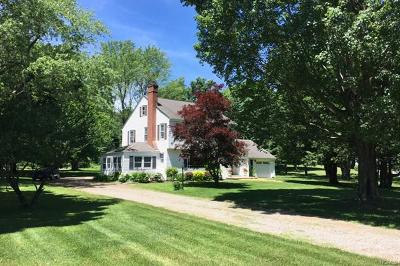 Warwick Single Family Home For Sale: 589 North State Route 94 North