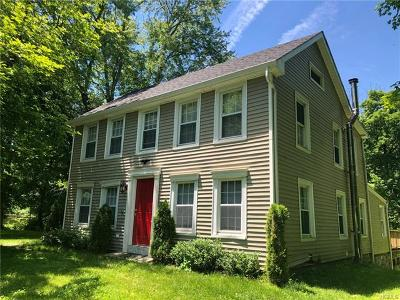 Connecticut Single Family Home For Sale: 361 Danbury Road