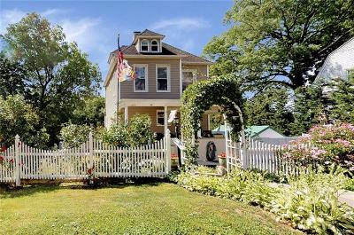 Mamaroneck Single Family Home For Sale: 225 Lawrence Avenue