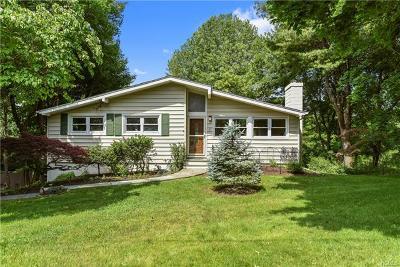 Croton-on-hudson Single Family Home For Sale: 8 Skytop Drive