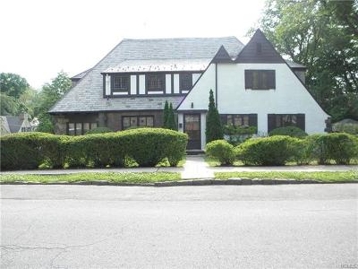 New Rochelle Single Family Home For Sale: 90 Calhoun Avenue