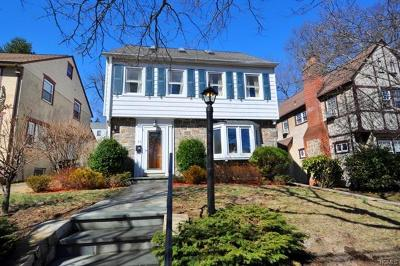Bronxville Single Family Home For Sale: 77 Archer Drive