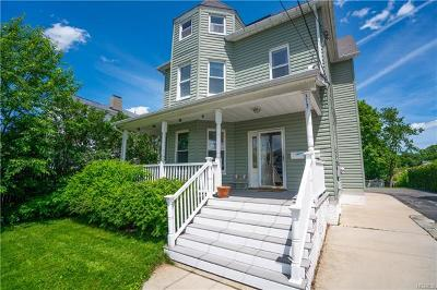 Westchester County Multi Family 2-4 For Sale: 313 Ringgold Street