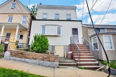 Westchester County Multi Family 2-4 For Sale: 100 Harty Street