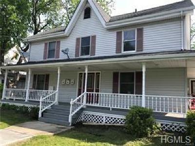 Washingtonville Multi Family 2-4 For Sale: 23 Goshen Avenue #3