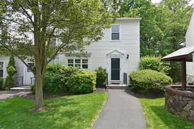 Tarrytown Condo/Townhouse For Sale: 302 Carroll Close