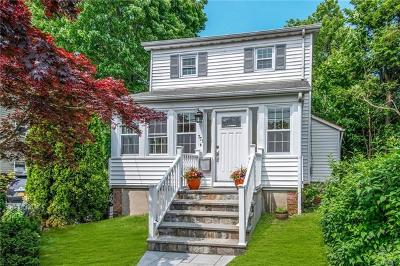 Mamaroneck Single Family Home For Sale: 771 North Barry Avenue