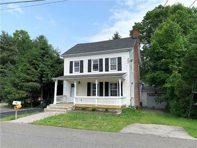 Washingtonville Single Family Home For Sale: 25 Lark Street