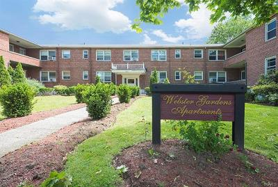 New Rochelle Co-Operative For Sale: 485 Webster Avenue #B7