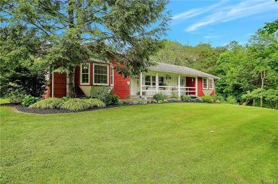 Dutchess County, Orange County, Sullivan County, Ulster County Single Family Home For Sale: 490 Hill Avenue
