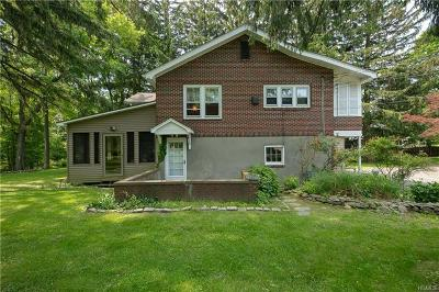 Rockland County Single Family Home For Sale: 47 Pinebrook Road