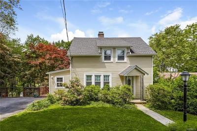 Thornwood Single Family Home For Sale: 86 Bainbridge Avenue