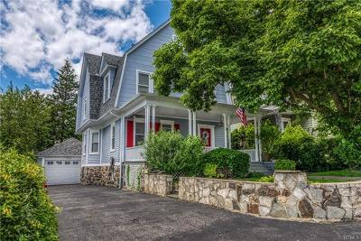 New Rochelle Single Family Home For Sale: 9 Alpha Place