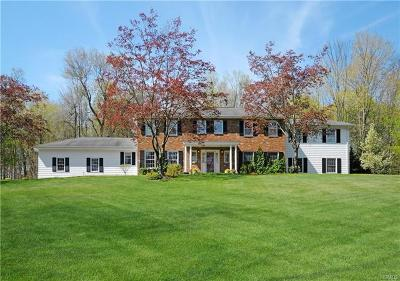 Connecticut Single Family Home For Sale: 133 Cherry Hill Road