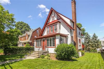White Plains NY Single Family Home For Sale: $699,000