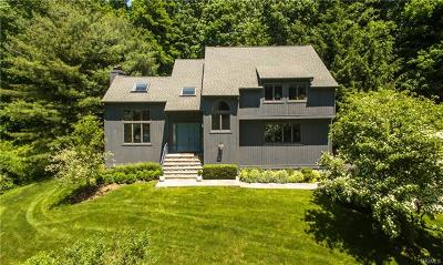 Chappaqua Single Family Home For Sale: 12 Fernbrook Drive