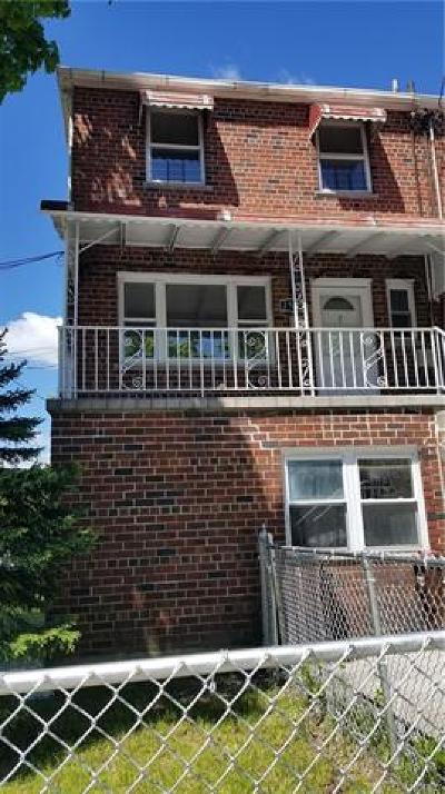 Bronx Multi Family 2-4 For Sale: 2501 Colden Avenue