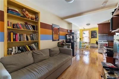New York Multi Family 2-4 For Sale: 5 Eldridge Street