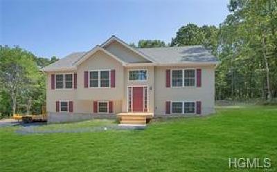 Single Family Home For Sale: Lot 1 Carpenter Road