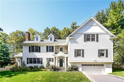 Scarsdale Single Family Home For Sale: 207 Fox Meadow Road