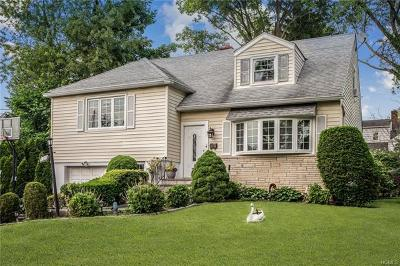 Scarsdale Single Family Home For Sale: 109 Hilburn Road