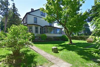 Bronxville Single Family Home For Sale: 18 Wilbur Place