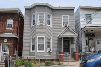 Yonkers Multi Family 2-4 For Sale: 63 Chestnut Street