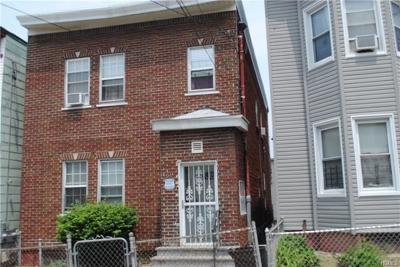 Yonkers Multi Family 2-4 For Sale: 61 Chestnut Street