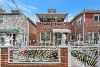 Bronx Single Family Home For Sale: 1925 Edenwald Avenue