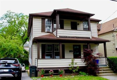Westchester County Multi Family 2-4 For Sale: 20 Maple Street