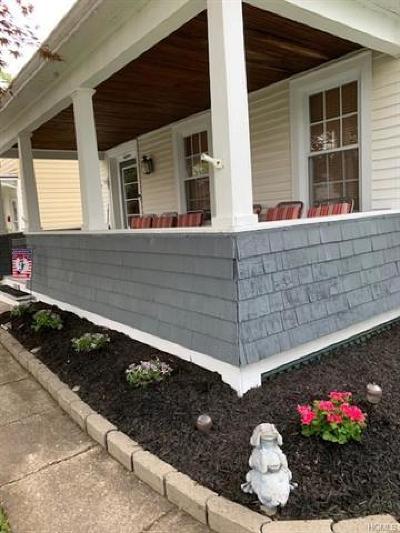 Dutchess County Single Family Home For Sale: 18 South Mesier Avenue