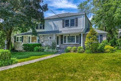 New Rochelle NY Single Family Home For Sale: $760,000