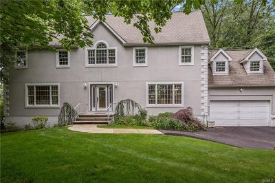 Bronxville Single Family Home For Sale: 25 Dellwood Circle