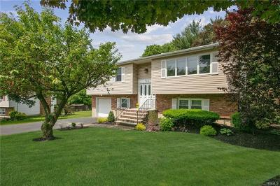 Nanuet Single Family Home For Sale: 100 Lake Nanuet Drive