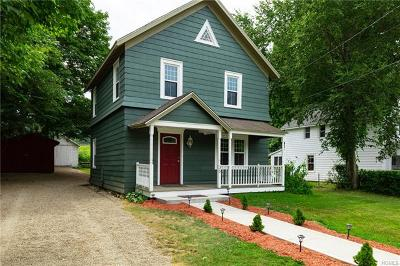Verbank Single Family Home For Sale: 36 On The Green