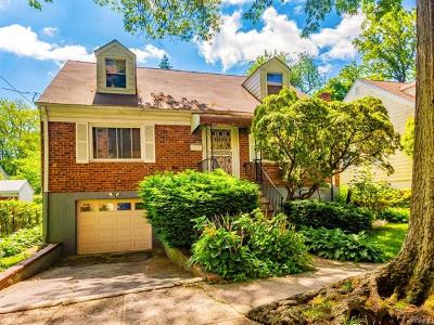 Mount Vernon Single Family Home For Sale: 33 Sheridan Avenue